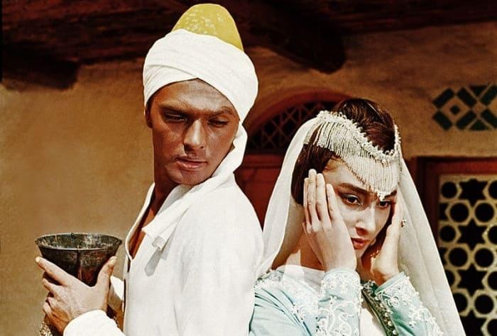 Кадр из фильма *Волшебная лампа Аладдина*, 1966 | Фото: kino-teatr.ru