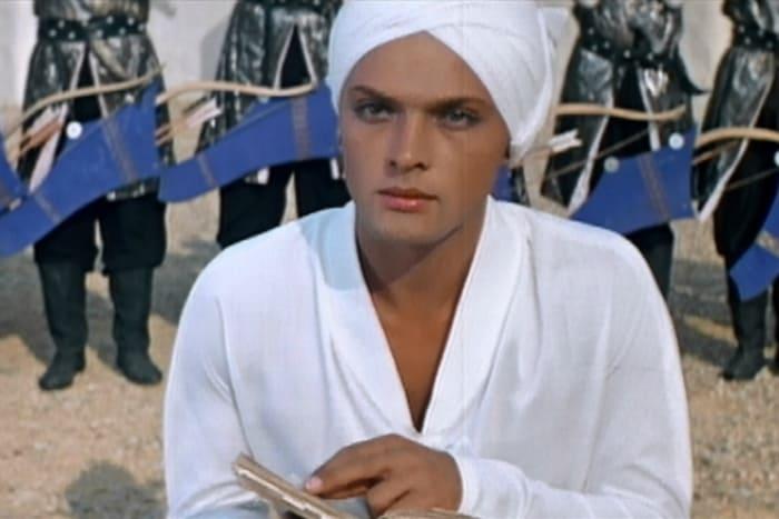 Борис Быстров в роли Аладдина, 1966 | Фото: 24smi.org