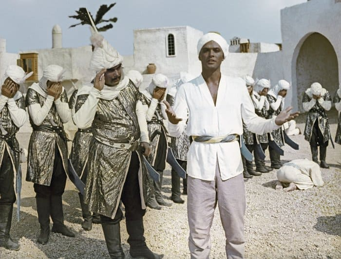 Борис Быстров в роли Аладдина, 1966 | Фото: ria.ru