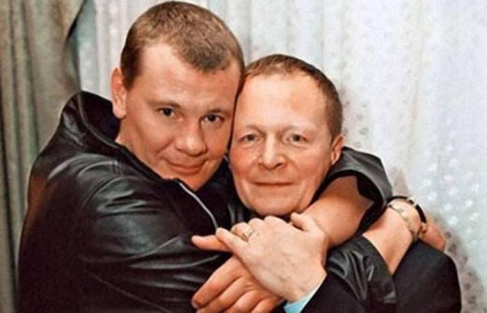 Борис и Владислав Галкины | Фото: stuki-druki.com
