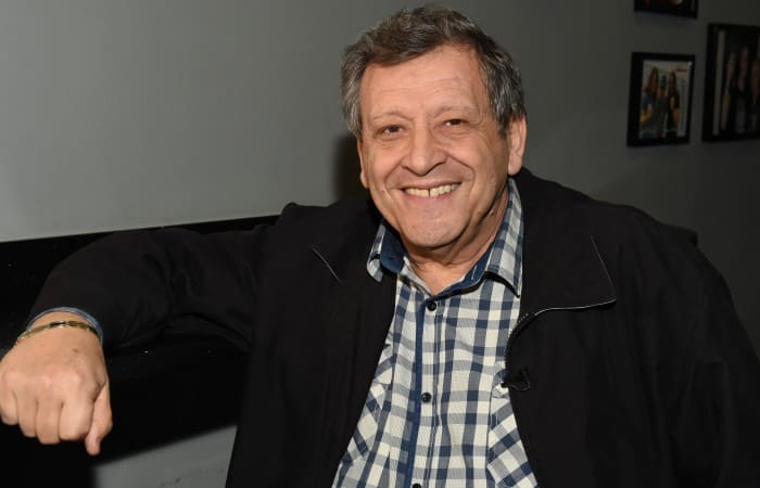 Создатель киножурнала *Ералаш* Борис Грачевский | Фото: kino-teatr.ru