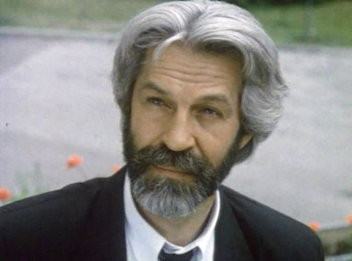 Актер в начале 1990-х гг.   Фото: kino-teatr.ru