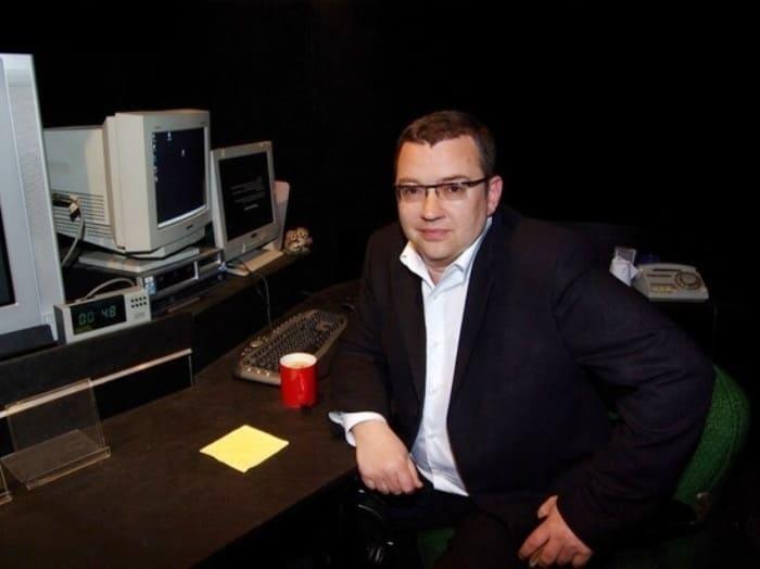 Телеведущий и режиссер Борис Крюк | Фото: mk.ru
