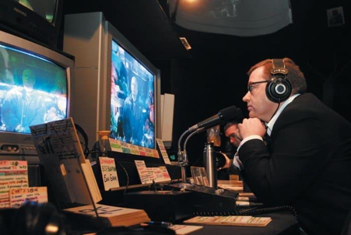 Телеведущий и режиссер Борис Крюк | Фото: tele.ru