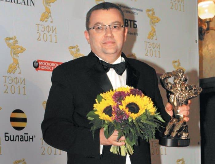 Пасынок Владимира Ворошилова и его творческий преемник Борис Крюк | Фото: tele.ru
