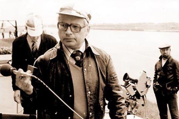 Владимир Ворошилов за работой | Фото: 24smi.org