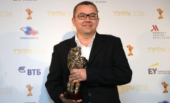 Телеведущий и режиссер Борис Крюк | Фото: biografii.net
