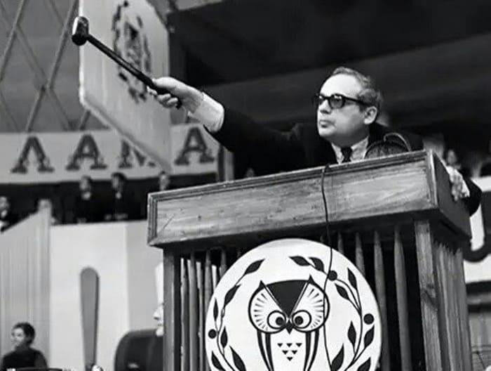 Владимир Ворошилов – ведущий передачи *Аукцион* | Фото: pikabu.ru