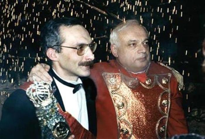 Александр Друзь и Владимир Ворошилов | Фото: biography-life.ru