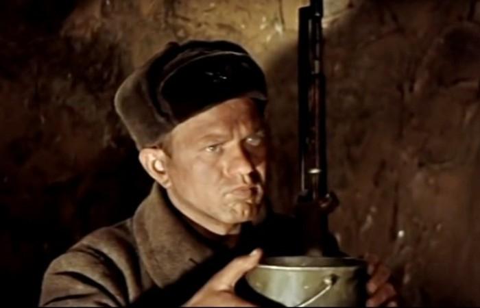 Борис Сморчков в фильме *Горячий снег*, 1972 | Фото: kino-teatr.ru