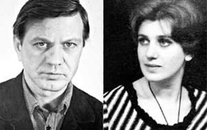 Борис Сморчков и Анна Варпаховская | Фото: freesmi-by.livejournal.com