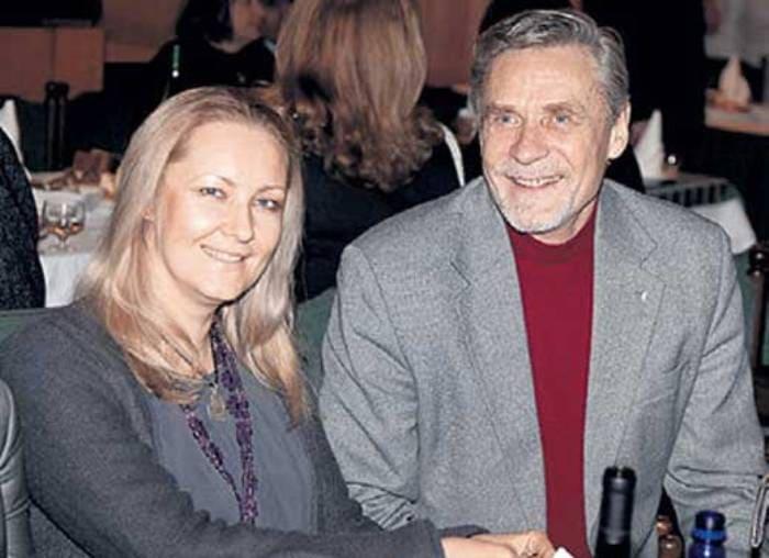 Оксана Васильева и Александр Михайлов | Фото: rustars.tv