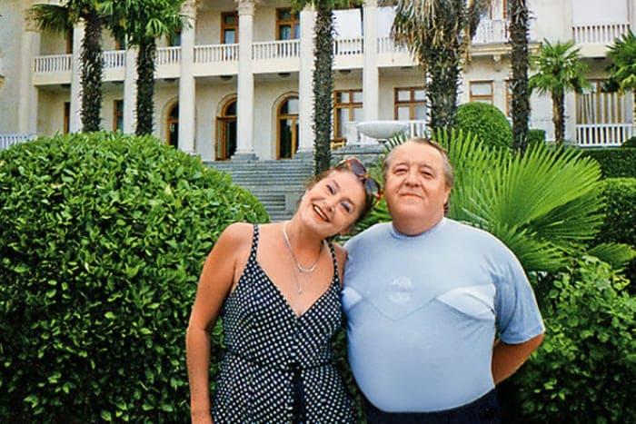 Валерия Заклунная с мужем, Александром Мироненко | Фото: 24smi.org