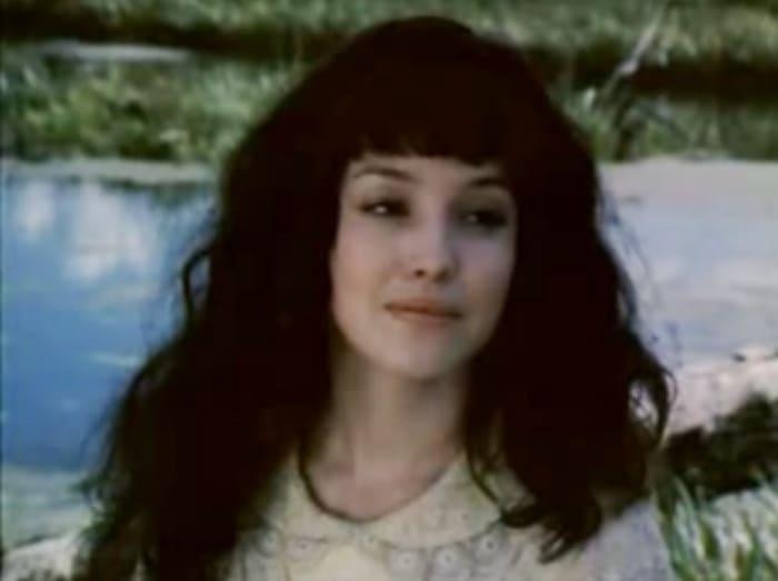 Анна Самохина в роли Ольги Палем, 1995   Фото: ru.kinorium.com