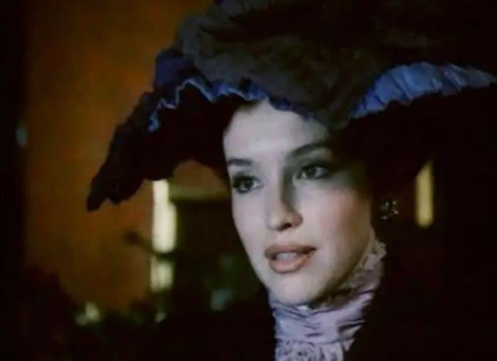 Анна Самохина в роли Ольги Палем, 1995   Фото: kinoistoria.ru