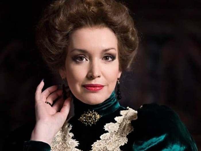 Одна из самых красивых отечественных актрис Анна Самохина   Фото: biographe.ru
