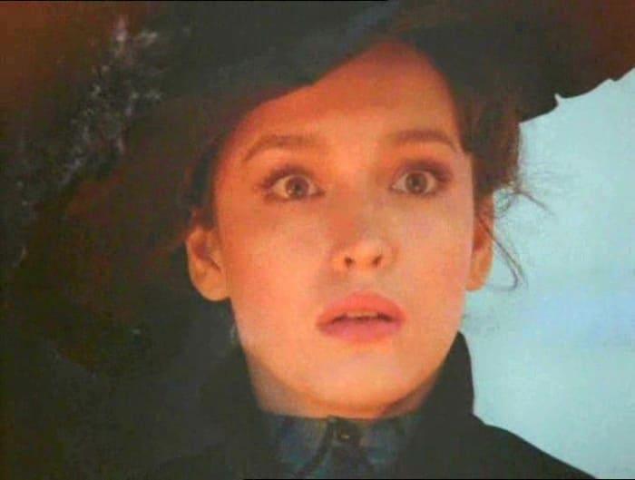Анна Самохина в фильме *Исчадье ада*, 1991   Фото: kino-teatr.ru