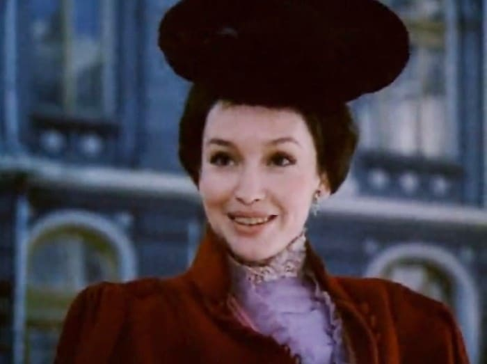 Анна Самохина в роли Ольги Палем, 1995 | Фото: kino-teatr.ru