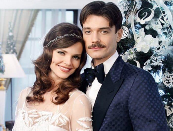 Одна из самых красивых актерских пар | Фото: pic-words.com