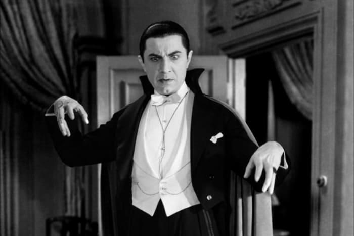 Актер Бела Лугоши в роли Дракулы, 1931 | Фото: 24smi.org
