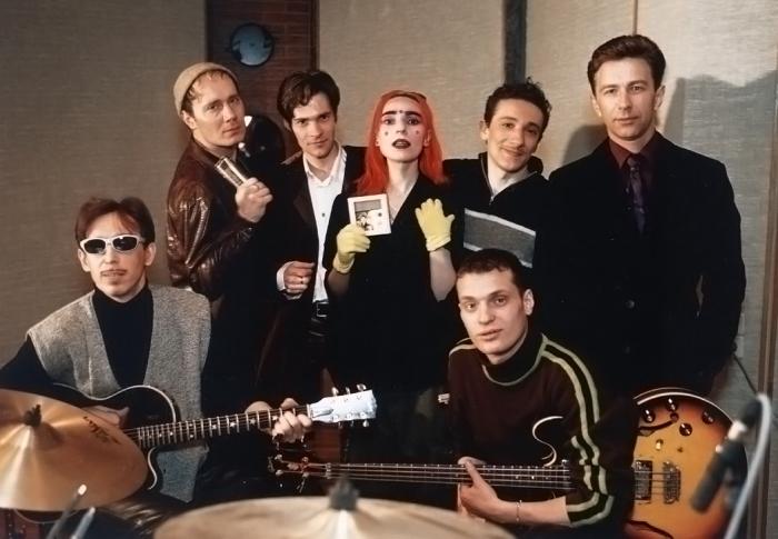 Группа, у музыкантов которой были проблемы с законом   Фото: tunnel.ru