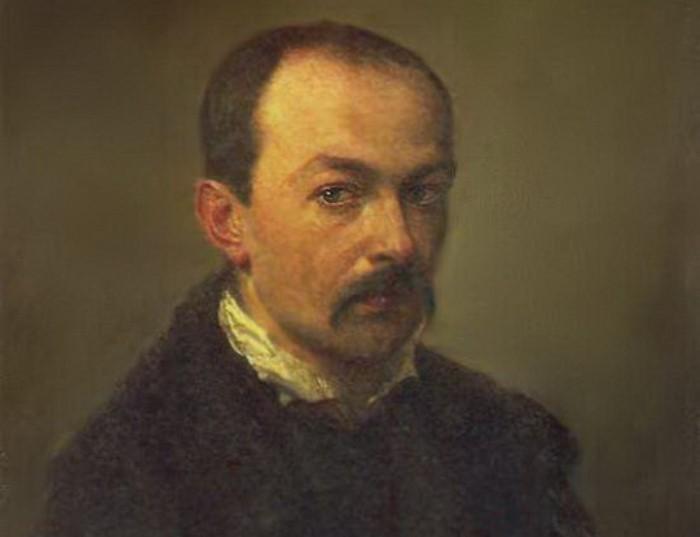П. Федотов. Автопортрет, 1848 | Фото: gallerix.ru
