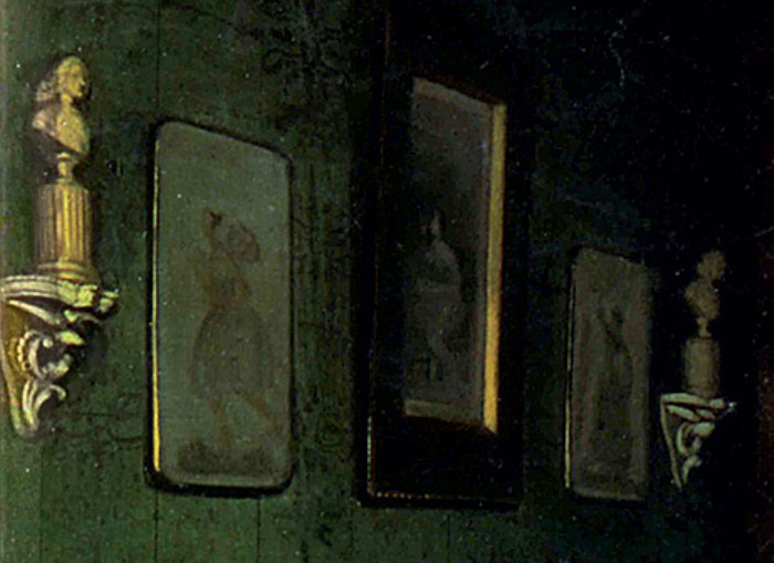 П. Федотов. Завтрак аристократа. Фрагмент | Фото: vokrugsveta.ru