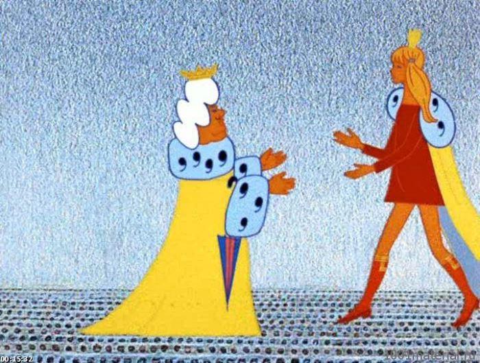 Кадр из мультфильма *Бременские музыканты*, 1969   Фото: funik.ru