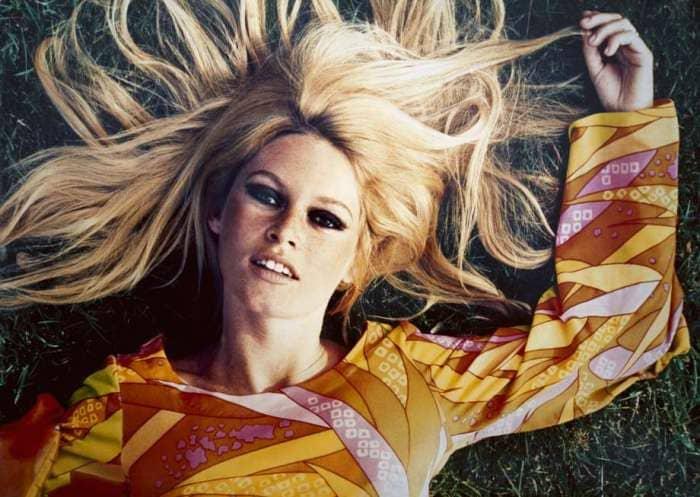 Знаменитая французская актриса и общественный деятель Брижит Бардо   Фото: nakonu.com