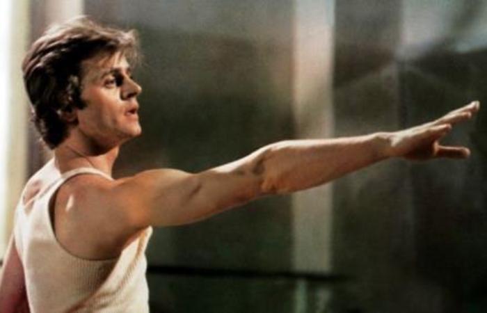 Михаил Барышников в фильме *Белые ночи*, 1985 | Фото: biography-life.ru