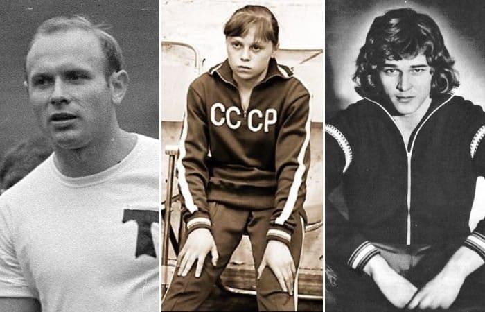 Легендарные советские спортсмены со сломанными судьбами | Фото: anews.com и gazeta.ru