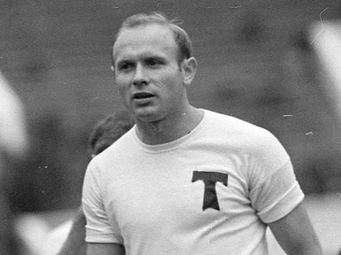 Легендарный советский футболист Эдуард Стрельцов | Фото: anews.com
