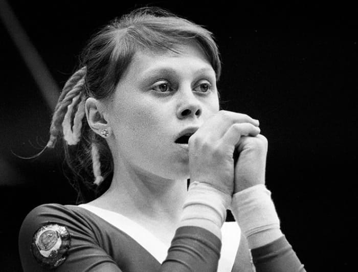 Гимнастка Елена Мухина | Фото: championat.com