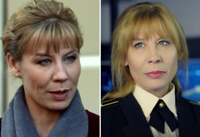 Дарья Юргенс в сериале *Морские дьяволы*, 2013-2019 | Фото: kino-teatr.ru