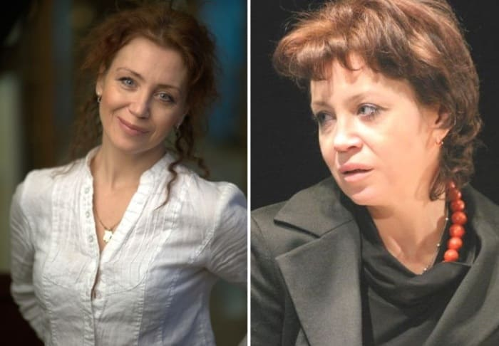 Заслуженная артистка России Светлана Письмиченко | Фото: kino-teatr.ru