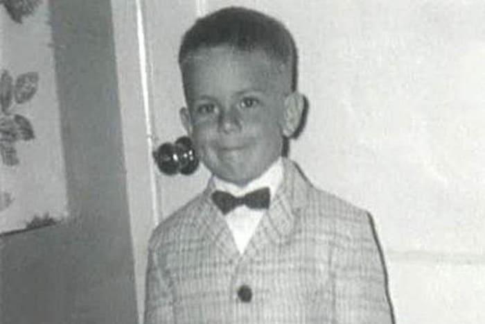 Брюс Уиллис в детстве | Фото: 24smi.org