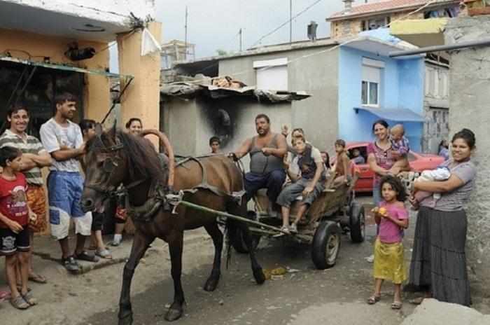 Болгарские цыгане