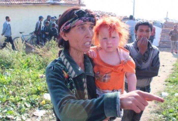 Дочь болгарской цыганки Мария, рожденная и проданная в Греции