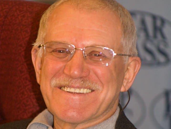 Кинорежиссер, сценарист, народный артист России Александр Митта | Фото: kino-teatr.ru