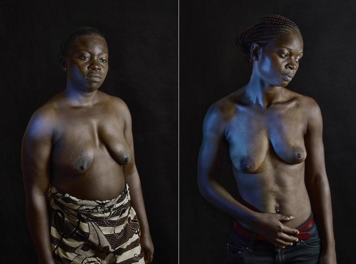 Жертвы антигуманных традиций. Фото Гилдаса Паре (Gildas Pare)