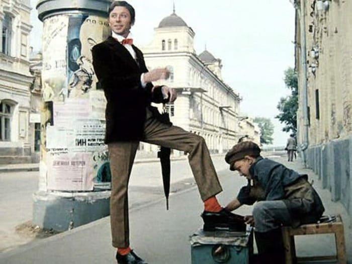 Олег Даль в фильме *Не может быть!*, 1975 | Фото: kino-teatr.ru