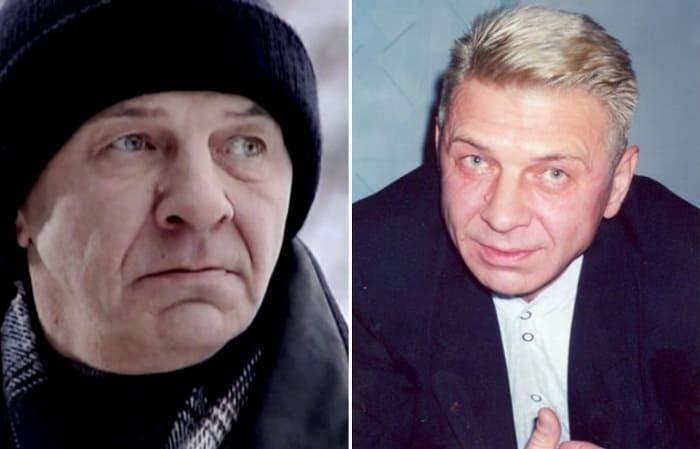 Всеволод Хабаров в сериале *Глухарь-3* и за кадром
