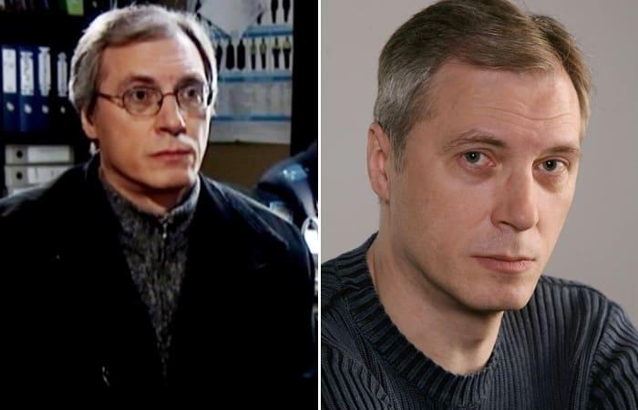 Алексей Артамонов в сериале *Глухарь-3* и за кадром