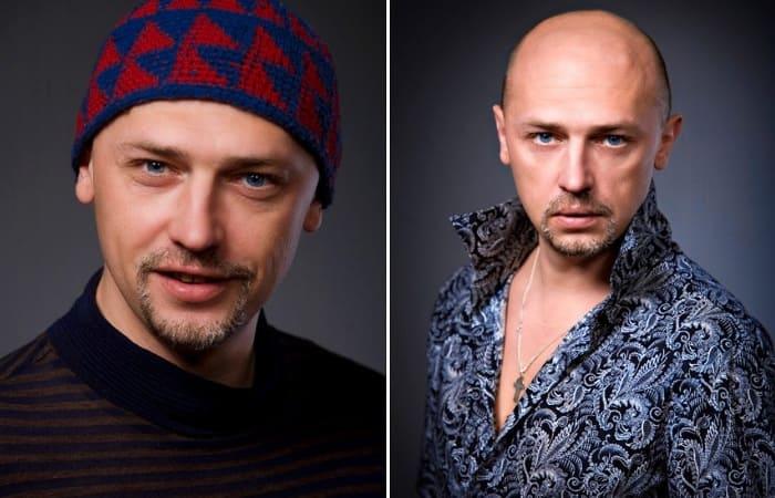 Актер театра и кино Вячеслав Титов