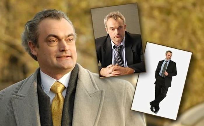 Актер театра и кино Василий Савинов | Фото: 2aktera.ru