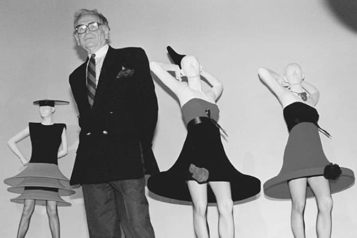 Легендарный модельер Пьер Карден | Фото: 24smi.org