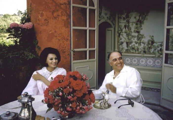 Их союз называли одним из самых крепких и долговечных в истории мирового кинематографа | Фото: ivona.bigmir.net