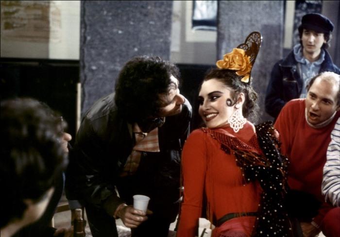 Лаура дель Соль в фильме *Кармен*, 1983 | Фото: image.toutlecine.com