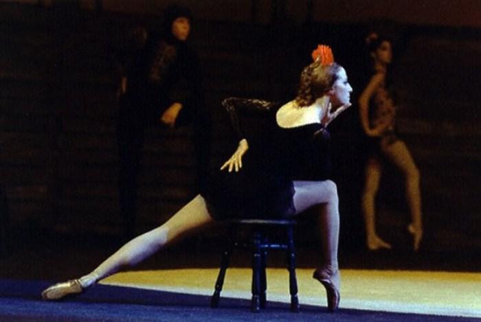 Майя Плисецкая в роли Кармен | Фото: showbizdaily.ru