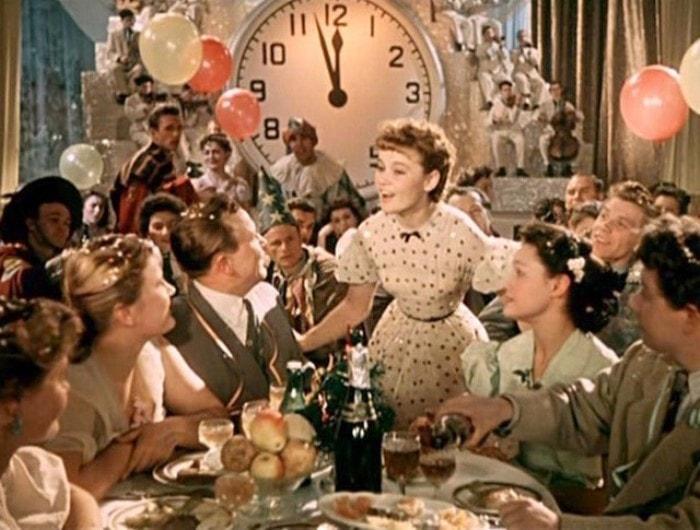 Кадр из фильма *Карнавальная ночь*, 1956 | Фото: radikal.ru